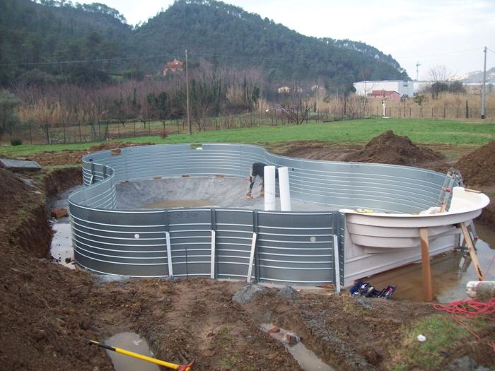 Costruire una piscina tecnologie prefabbricate a for Busatta piscine opinioni