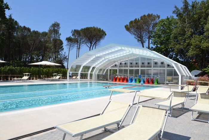Coperture telescopiche per piscine: le novit del 2012  Rassegne tematiche di prodotti ...