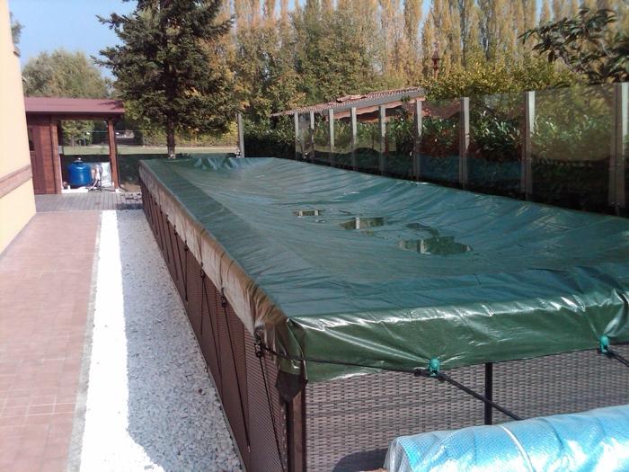 Coperture isotermiche e invernali per piscine: le soluzioni del settore  Pro...