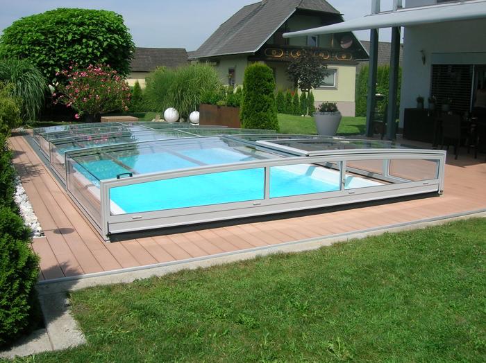 Coperture telescopiche per piscina: le ultime novit in rassegna  Rassegne te...