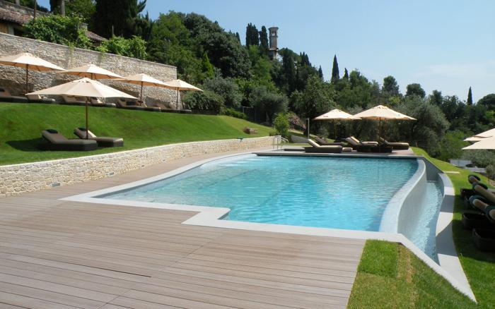 Soluzioni per costruire una piscina su un terreno in pendenza  News dal mondo dello Sport, dell ...