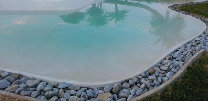12 esempi di griglie per piscine con bordo a sfioro rassegne tematiche di nuovi prodotti - Bordo perimetrale piscina prezzi ...