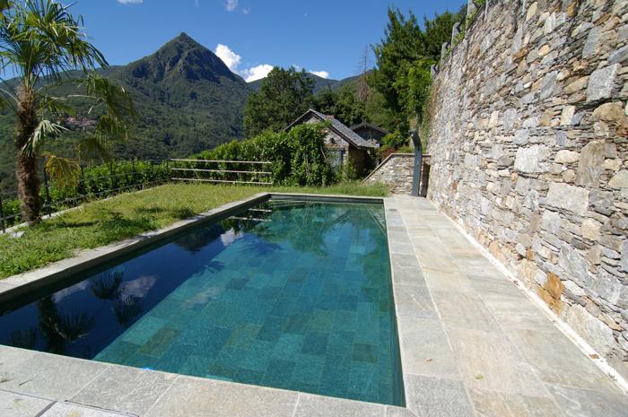 Pietra Verde Rivestimento : Pavimentazioni in pietra per piscine news da e per lindustria