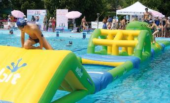 Swim fit gonfiabili per piscina aziende e prodotti for Piscine gonfiabili per bambini