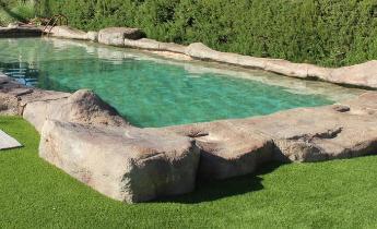 Renolit rivestimenti per piscine per un effetto naturale for Rivestimenti per piscine