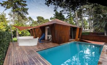 L'idea da copiare: la piscina con una parete in vetro  News da e per l'industria della piscina ...