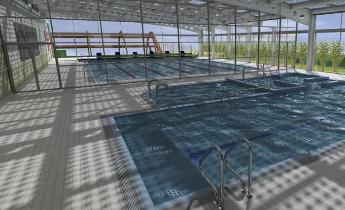 Come ho progettato il centro sportivo di gianluca for Centro sportivo le piscine
