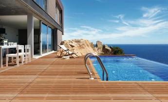 Pavimentazioni in legno per piscina: una scelta di natura  News da e per l'industria della ...