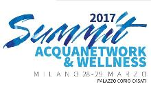 Summit 2017 Acquanetwork e wellness