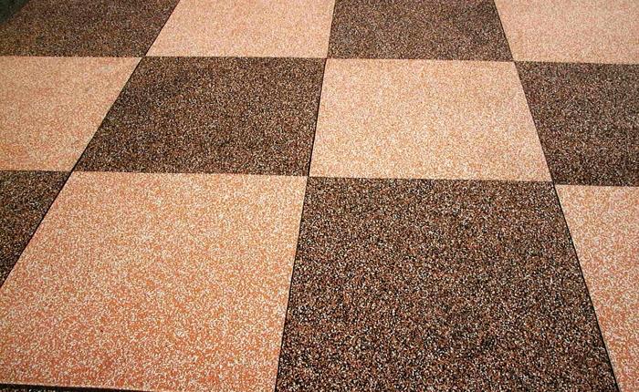 Pavimento vinilico rinforzato antitrauma sport industry for Pavimento vinilico
