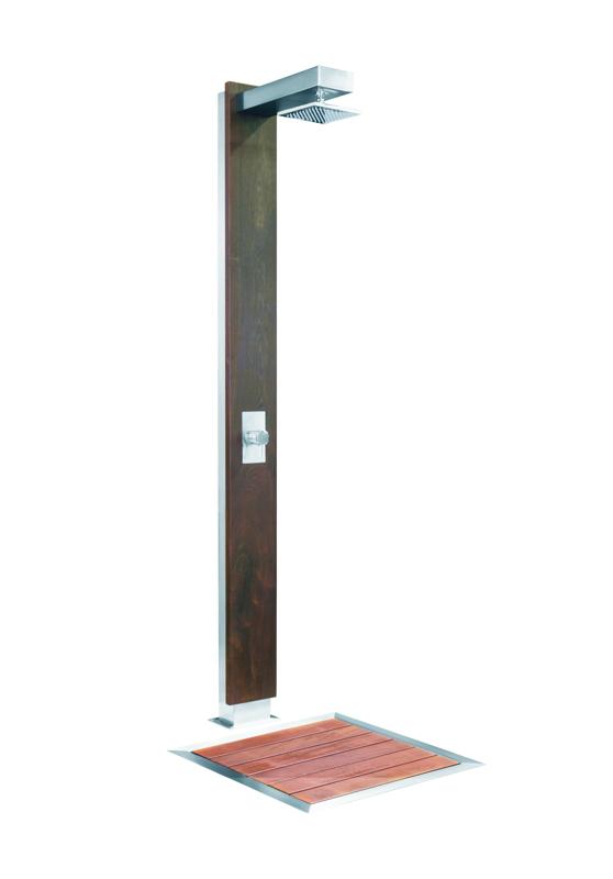 Doccia da esterno pluvium sport industry directory - Doccia da esterno ...